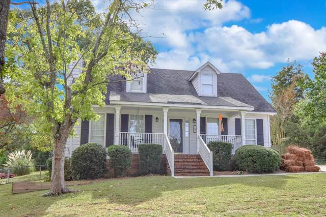 109 Windy Mill Drive, NORTH AUGUSTA, SC 29841 (MLS #109639) :: Shannon Rollings Real Estate