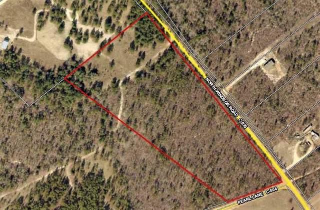11 acres North Windsor Road, WINDSOR, SC 29856 (MLS #109672) :: Venus Morris Griffin | Meybohm Real Estate