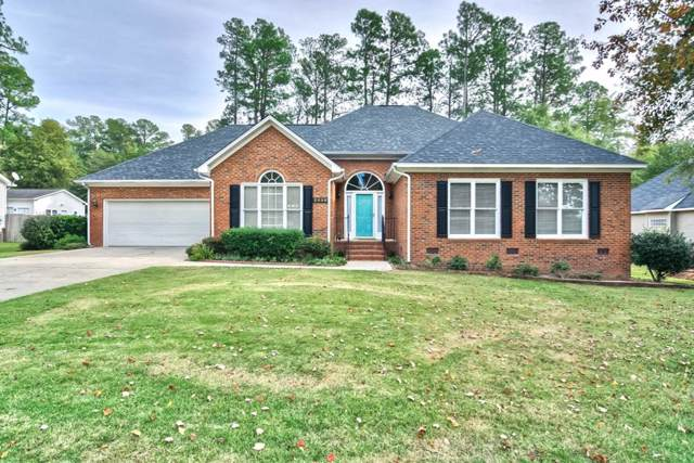 2056 Huron Drive, AIKEN, SC 29803 (MLS #109683) :: RE/MAX River Realty