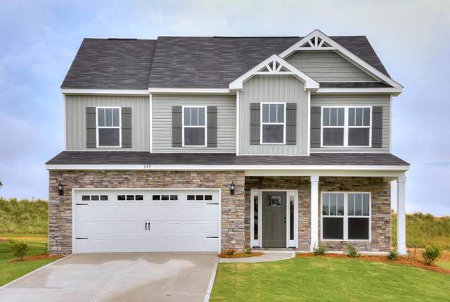 1149 Gregory Landing Drive, NORTH AUGUSTA, SC 29680 (MLS #109710) :: RE/MAX River Realty