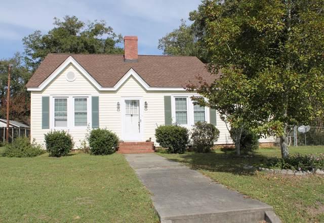 721 Hagood Avenue, BARNWELL, SC 29812 (MLS #109714) :: Venus Morris Griffin   Meybohm Real Estate