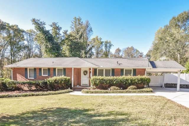 325 Woodland Drive, NORTH AUGUSTA, SC 29841 (MLS #109721) :: Venus Morris Griffin | Meybohm Real Estate