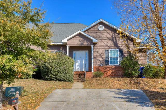 6052 Village West Lane, GRANITEVILLE, SC 29829 (MLS #109737) :: Shannon Rollings Real Estate
