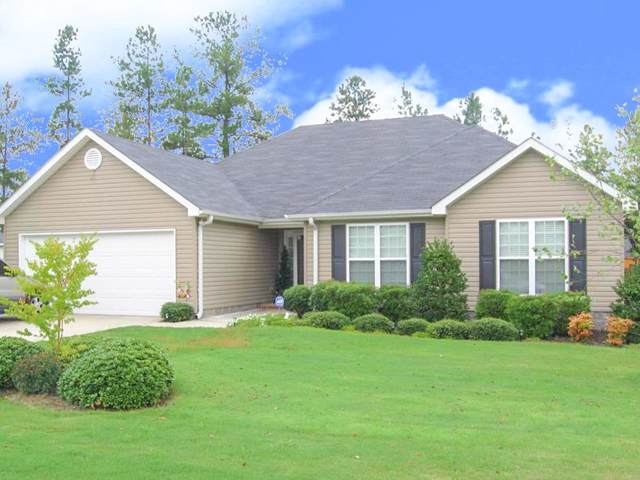 239 Crystal Peak Drive, GRANITEVILLE, SC 29829 (MLS #109757) :: RE/MAX River Realty
