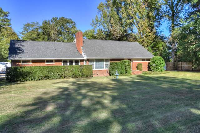 408 Grace Avenue, AIKEN, SC 29801 (MLS #109758) :: Shannon Rollings Real Estate