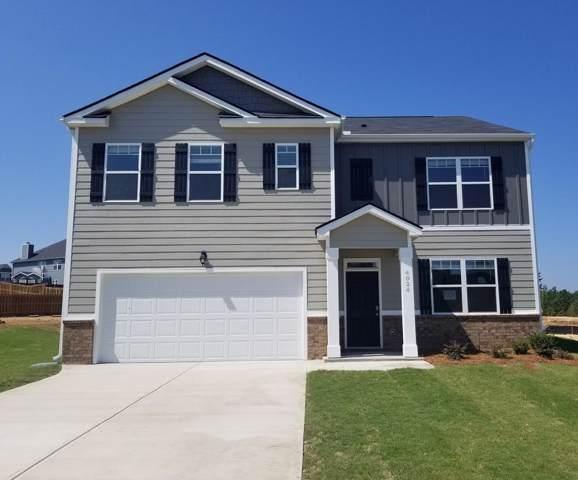 3076 Vine Lane, GROVETOWN, GA 30813 (MLS #109761) :: Shannon Rollings Real Estate