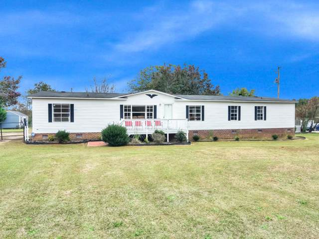 366 Hwy 121, JOHNSTON, SC 29832 (MLS #109789) :: RE/MAX River Realty