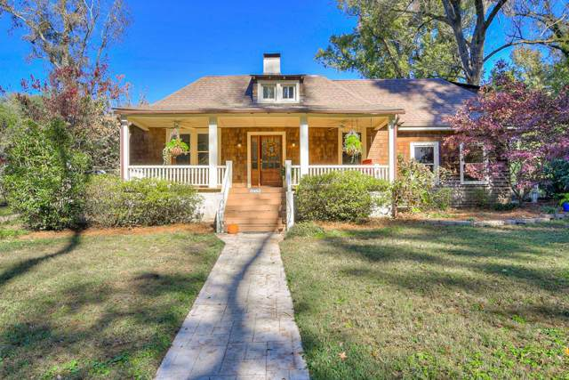 659 Coker Springs Road, AIKEN, SC 29801 (MLS #109809) :: Fabulous Aiken Homes