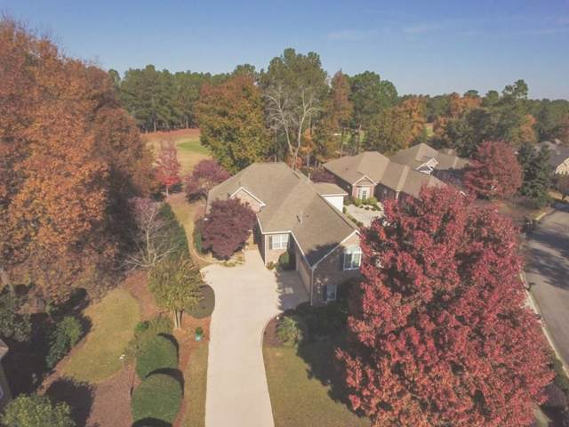 401 Forest Ridge Drive, AIKEN, SC 29803 (MLS #109810) :: Shannon Rollings Real Estate
