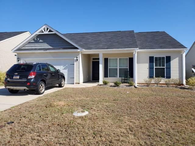 2095 Fern Crest Lane, GRANITEVILLE, SC 29829 (MLS #109829) :: Fabulous Aiken Homes & Lake Murray Premier Properties