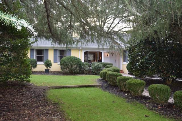 1039 Clark Road Sw, AIKEN, SC 29803 (MLS #109870) :: Shannon Rollings Real Estate