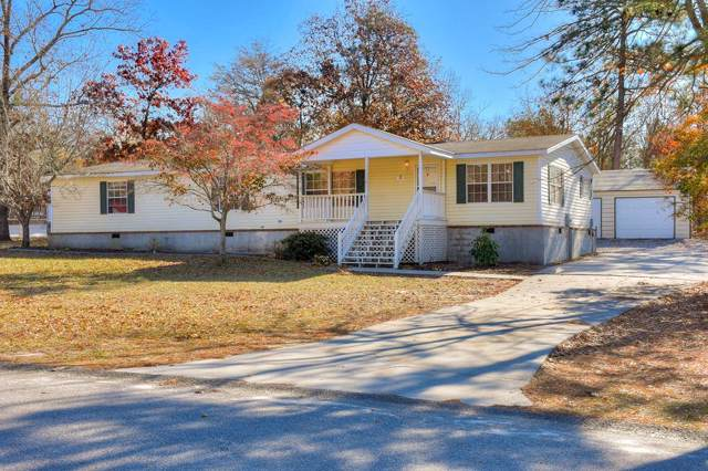 291 Ridgeland Drive, NORTH AUGUSTA, SC 29841 (MLS #109920) :: Shannon Rollings Real Estate