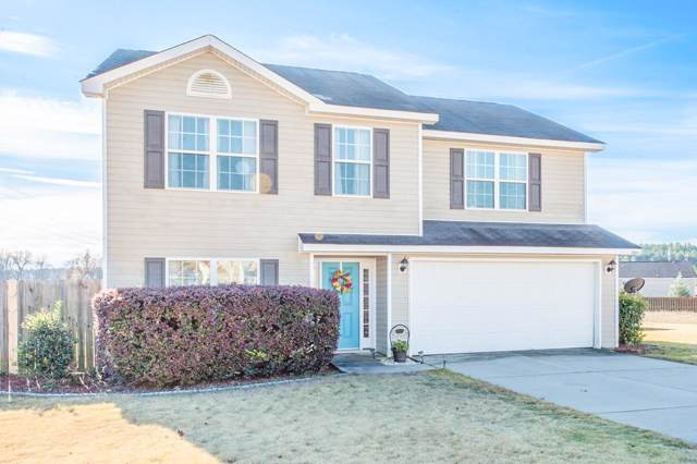 2005 Winding Trail Road, GRANITEVILLE, SC 29829 (MLS #109927) :: Shannon Rollings Real Estate
