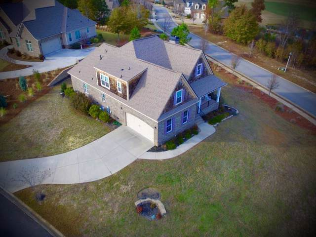 227 Twin Ponds Lane, AIKEN, SC 29803 (MLS #109934) :: Shannon Rollings Real Estate