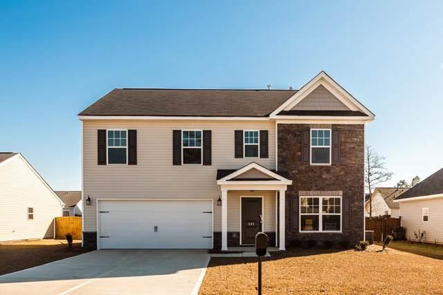 6100 Whirlaway Road, GRANITEVILLE, SC 29829 (MLS #109974) :: Shannon Rollings Real Estate