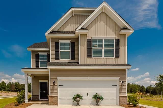 534 Count Fleet Court, GRANITEVILLE, SC 29829 (MLS #109978) :: Tonda Booker Real Estate Sales