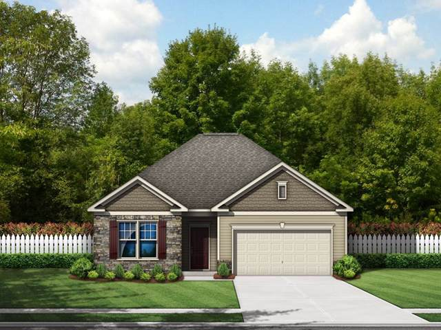 6104 Whirlaway Road, GRANITEVILLE, SC 29829 (MLS #109982) :: Shannon Rollings Real Estate
