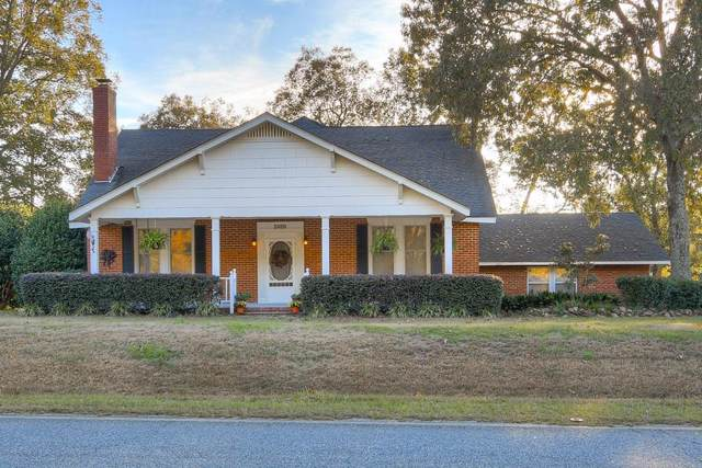 2020 Wire Road, THOMSON, GA 30824 (MLS #110003) :: Venus Morris Griffin   Meybohm Real Estate