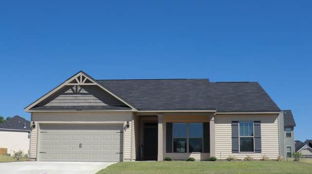 8062 Cozy Knoll, GRANITEVILLE, SC 29829 (MLS #110023) :: Fabulous Aiken Homes & Lake Murray Premier Properties
