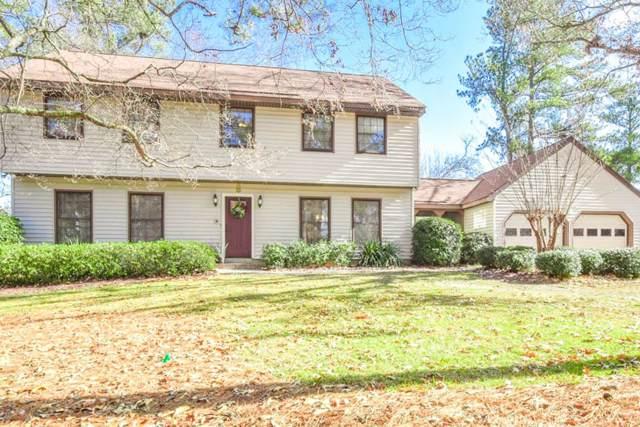 818 Houndslake Drive, AIKEN, SC 29803 (MLS #110073) :: Shannon Rollings Real Estate