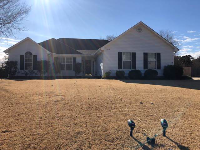 1015 Combine Court, AIKEN, SC 29803 (MLS #110078) :: Shannon Rollings Real Estate