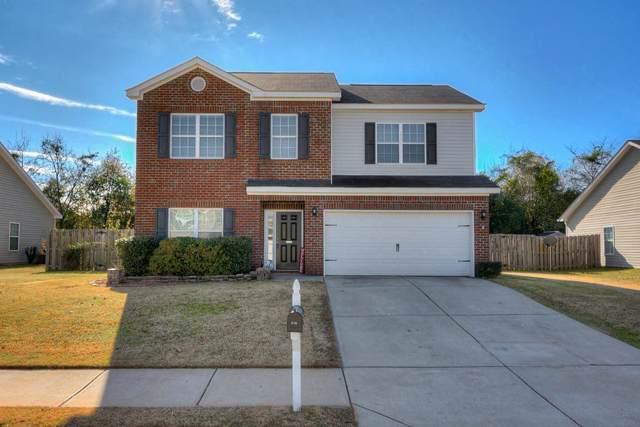 618 Grandiflora Circle, AIKEN, SC 29803 (MLS #110080) :: Shannon Rollings Real Estate
