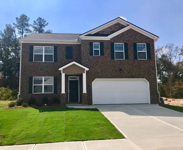 172 Expedition Drive, NORTH AUGUSTA, SC 29860 (MLS #110164) :: RE/MAX River Realty