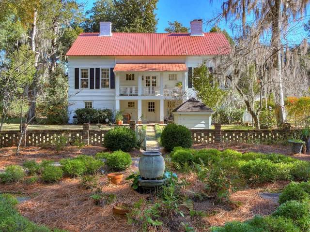 272 Cedar Hall Road, BARNWELL, SC 29812 (MLS #110220) :: Shannon Rollings Real Estate