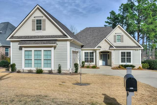 136 Silver Meadow Court, AIKEN, SC 29803 (MLS #110323) :: Shannon Rollings Real Estate