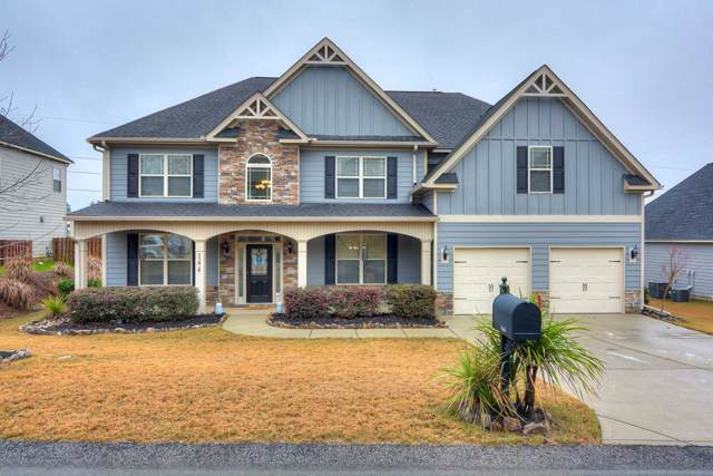 144 Sporthorse Lane, AIKEN, SC 29803 (MLS #110366) :: Shannon Rollings Real Estate