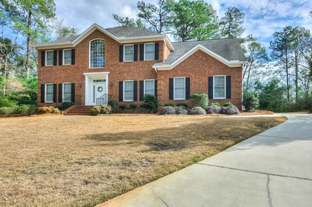 4 Woodwind Way, AIKEN, SC 29803 (MLS #110371) :: Shannon Rollings Real Estate