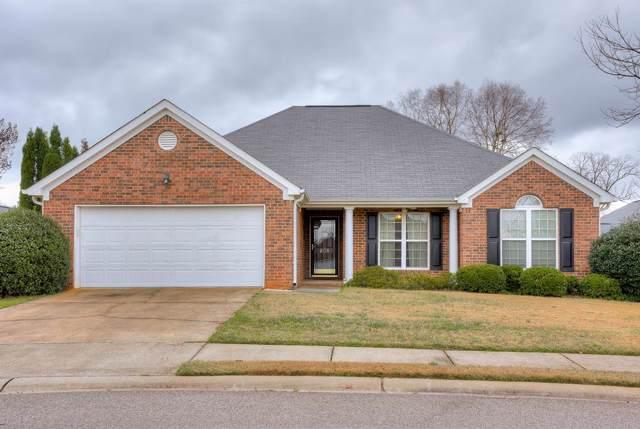 208 Ilex Lane, AIKEN, SC 29803 (MLS #110376) :: Shannon Rollings Real Estate