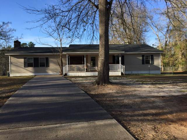 3320 Patterson Mill Road, BARNWELL, SC 29812 (MLS #110390) :: RE/MAX River Realty
