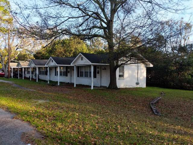 2801 Eutaw Street, AIKEN, SC 29801 (MLS #110395) :: Shannon Rollings Real Estate