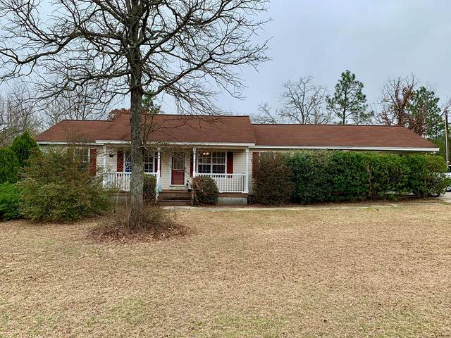 150 Holly Meadows Drive, GRANITEVILLE, SC 29829 (MLS #110732) :: The Starnes Group LLC