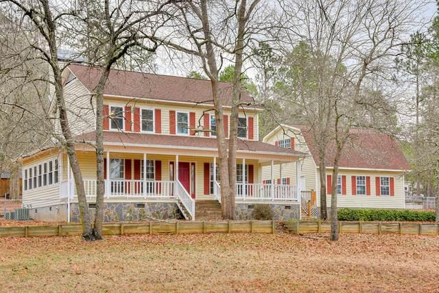 821 Old Barnwell Road, AIKEN, SC 29803 (MLS #110741) :: For Sale By Joe | Meybohm Real Estate
