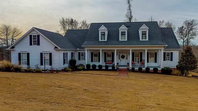 521 John Foxs Run, NORTH AUGUSTA, SC 29860 (MLS #110782) :: Shannon Rollings Real Estate