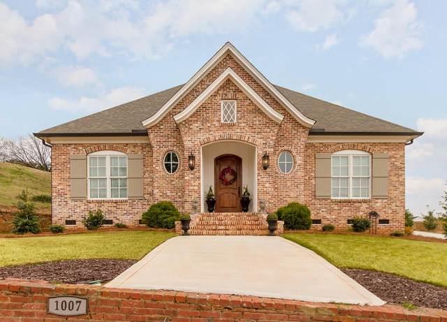 1007 Carolina Avenue, NORTH AUGUSTA, SC 29841 (MLS #110784) :: Fabulous Aiken Homes & Lake Murray Premier Properties