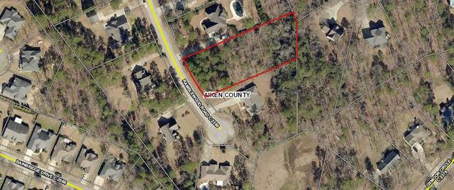 2666 Ramblewood Road, AIKEN, SC 29803 (MLS #110792) :: Shannon Rollings Real Estate