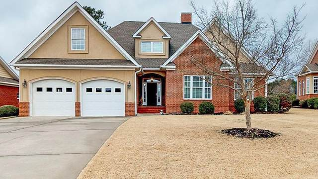 140 Fitzsimmons Drive, NORTH AUGUSTA, SC 29860 (MLS #110809) :: Shannon Rollings Real Estate