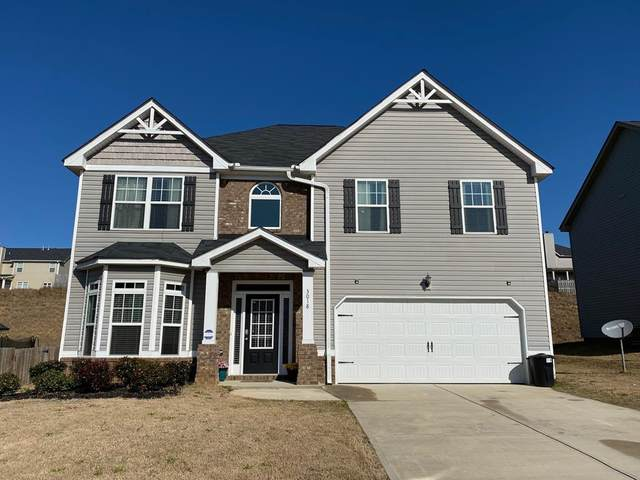 3018 Walking View Court, GRANITEVILLE, SC 29829 (MLS #110841) :: RE/MAX River Realty