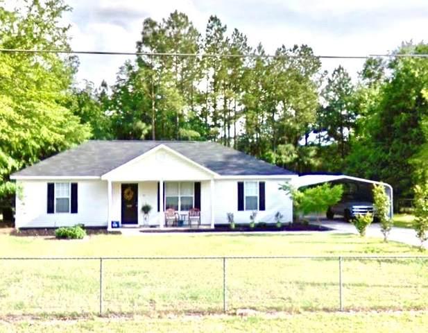 671 Ascauga Lake Road, GRANITEVILLE, SC 29829 (MLS #110845) :: The Starnes Group LLC