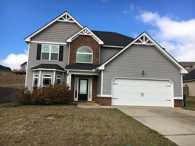 3032 Walking View Court, GRANITEVILLE, SC 29829 (MLS #110846) :: RE/MAX River Realty
