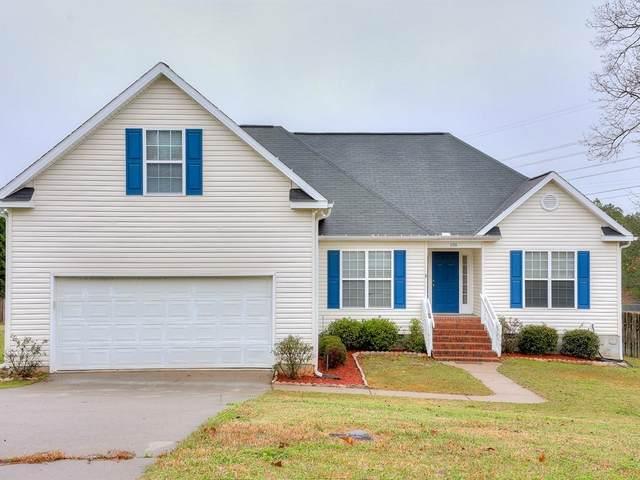 206 Royal Pine Drive, WARRENVILLE, SC 29851 (MLS #110882) :: The Starnes Group LLC