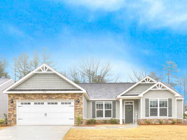 1015 Harlequin Way, NORTH AUGUSTA, SC 29860 (MLS #110884) :: Shannon Rollings Real Estate