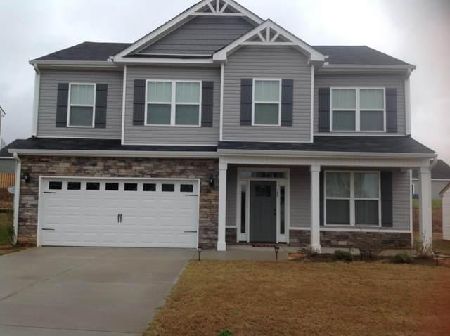 196 Almond Drive, GRANITEVILLE, SC 29829 (MLS #110887) :: Fabulous Aiken Homes & Lake Murray Premier Properties