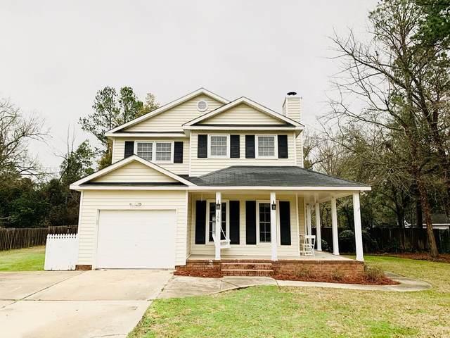166 Gatewood, AIKEN, SC 29803 (MLS #110930) :: Fabulous Aiken Homes & Lake Murray Premier Properties