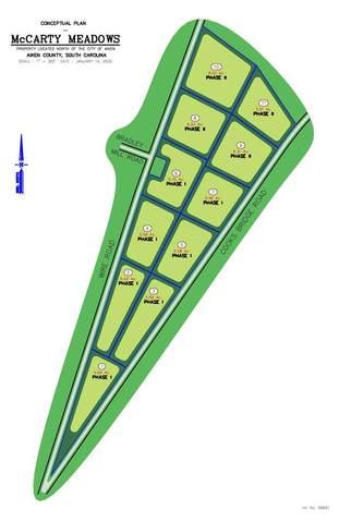 Lot 4 Wire Road, AIKEN, SC 29805 (MLS #110954) :: Fabulous Aiken Homes & Lake Murray Premier Properties