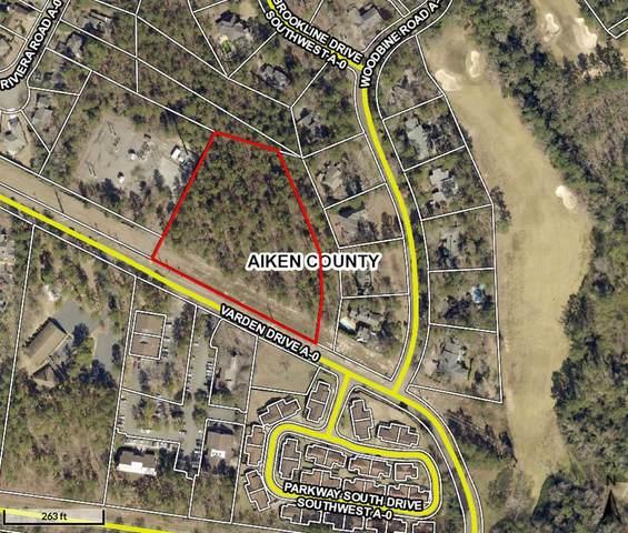 000 Varden Drive, AIKEN, SC 29803 (MLS #110967) :: Fabulous Aiken Homes & Lake Murray Premier Properties
