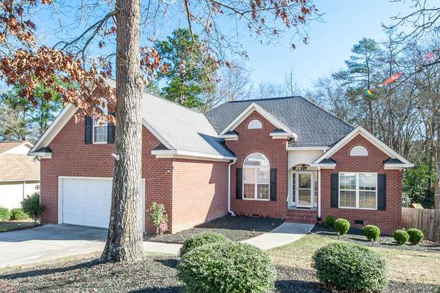 5038 Fieldcrest Drive, NORTH AUGUSTA, SC 29841 (MLS #111020) :: RE/MAX River Realty